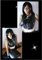 cosplay Tifa strikes back 3 by yuna-yume