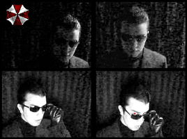 Security Cam Wesker by Destro-EHP