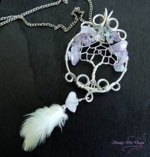 The Dreamcatcher by SerenityWireDesigns