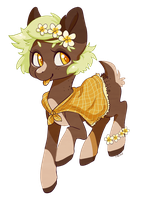 Fragrance : Pony Adoptable Auction CLOSED by Corelle-Vairel