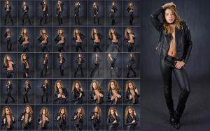 Stock: Lenay Chanel Leather Implied - 41 Images by stockphotosource