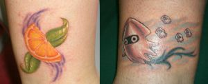 .::Tattoos::. by CitrusVision