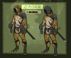 Zayden by LordSteelius