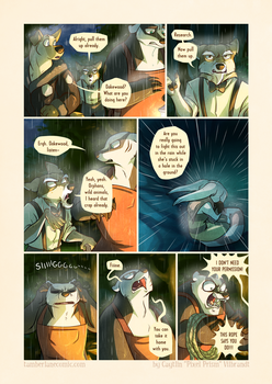 Tamberlane: Chapter 1, Page 34 by Pixel-Prism
