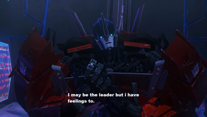 Primes Feel by Cliffjumper-TFP