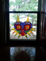 Majoras Mask Window by Navi128
