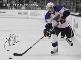 TJ-Oshie - Our Time Is Now by Oultre