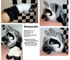 Greyscale Partial SOLD by CeshionCo