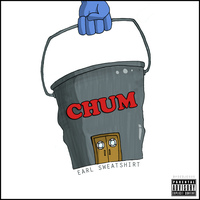 Earl Sweatshirt: Chum Cover Art by bvsedjesus