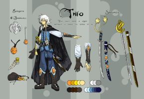 Thio - Character Sheet by p-korle