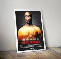 2pac Forever Home by DemircanGraphic
