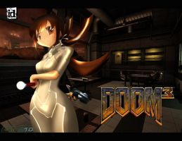 DOOM 3 by bobil