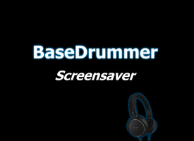 BaseDrummer Screensaver by BaseDrummer