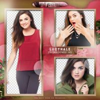 +Photopack png de Lucy Hale. by MarEditions1