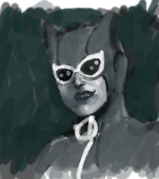 catwoman by Latoonist