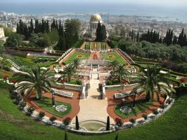 Haifa View 2 by Denomite