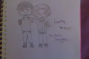 Larry Stylinson by M155S4UND3RS