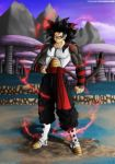 Gokussj4 by Crakower