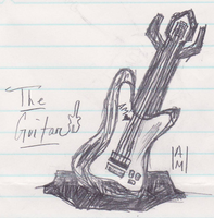 The Guitar by closeyoureyes0329