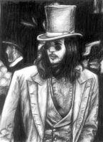 Gary Oldman - Dracula by Elven-38-Stone