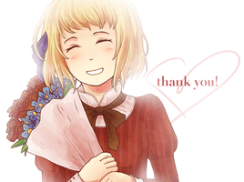 Thank you by say0ran