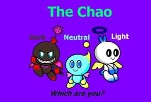 The Chao by AleximusPrime
