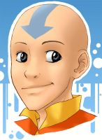 The Last Airbender by riachu64