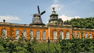 The New Chambers in Sanssouci by pingallery