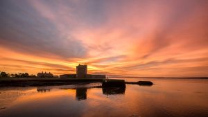 Broughty Castle - Predawn by Spyder-art