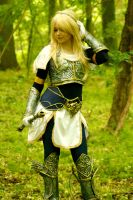 lux cosplay 2014 by iceflamemiracle