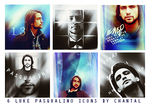 Luke Pasqualino Icons by ChantiiGG