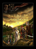 Heart of Courage - Final Cover by LeonaWindrider