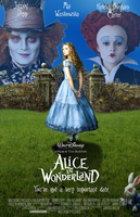 Alice in Wonderland Poster by TrixieLove