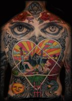 HIM backpiece by jarbaby