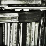 Piles of Books I by Migrena