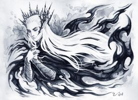 Spirit of Mirkwood by Candra