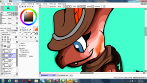 Poke WIP by RaptorOFire