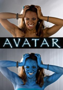 Avatar Woman Conversion by thesupe87