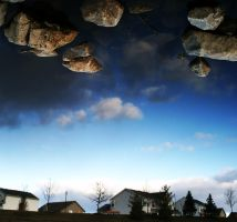 When Rocks Fall From the Sky by DoNotFeedTheMax