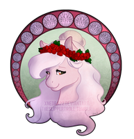 Flora Bust by XNedra22