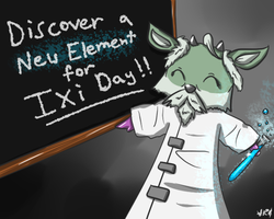 Happy Mad Scientist by ToadsDontExist