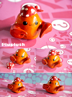 Pluplush Ogilvie Crabtree by Superpluplush
