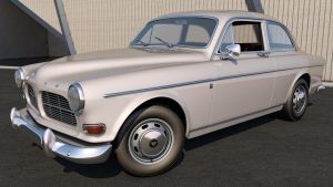 1961 Volvo Amazon Coupe by SamCurry