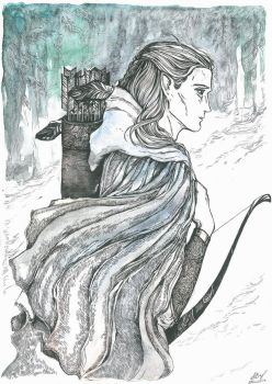 The winds of winter (I will find you II) by Ephaistien