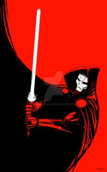 Dr. Doom: Sith Lord by AndrewKwan