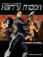 HARRY MOON N.1 COVER by FedericoMemola