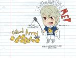 Hetalia: Prussia + Gilbird Army by the-TomatoBoss