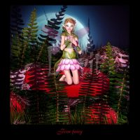 fern fairy by Loveit