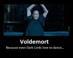 Voldemort Motivation by PadfootsStar