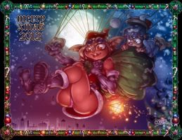 xmas 2012 by wagnerf